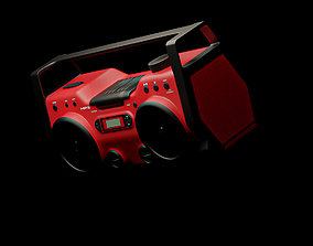 3D model Sony ZS-H10CP