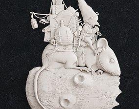 3D print model Jean-Baptiste Monge mouse