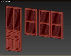DOOR and WINDOW 3D