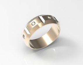 ring decoration Ring 3d print model