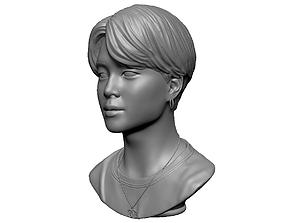 3D printable model BTS Jimin