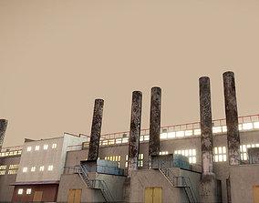 Factory 02 3D model