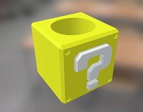 3D print model Pencil holder