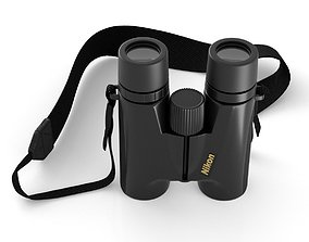 Nikon Sporter I 8x36 DCF binocular 3D