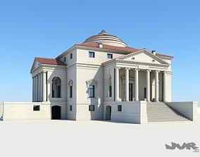 Model Villa Capra - La rotonda