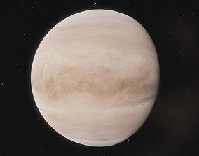46k Venus 3D model