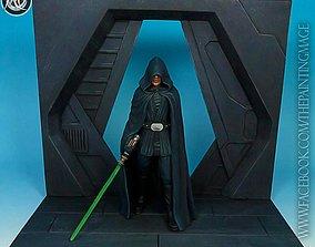 3D printable model Luke Skywalker Fan art