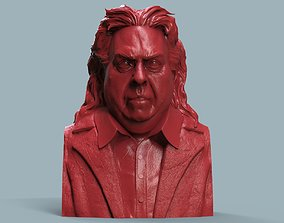 Peter Pettigrew - Wormtail bust 3D printable model