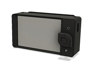 CASE FOR THE BIGTREETECH TFT35 V3 3D printable model 1