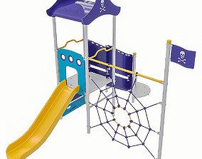 Playground Equipment 048 3D asset
