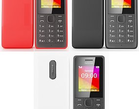 Nokia 106 Collection 3D model
