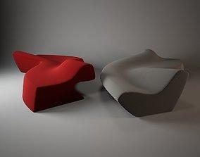 3D sawaya and moroni Moraine