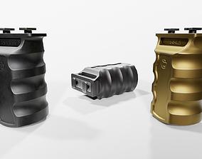 3D model Railscales RSB MLOK Vertical Grip