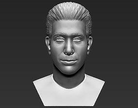 Ross Geller from Friends bust 3D printing ready stl obj 1
