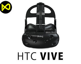 3D offical HTC Vive Headset