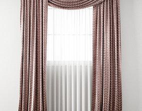 3D model Curtain 133