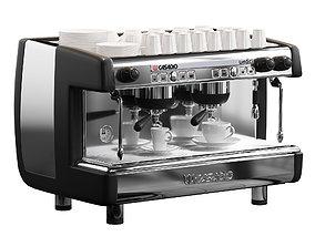 Coffee machine Casadio Undici S2 3D model