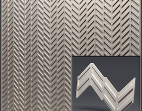 Gypsum 3D panel 16