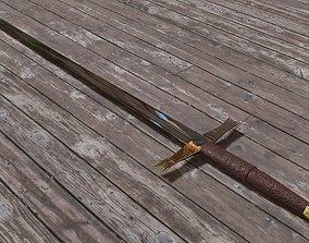 3D asset Dark Sword of Nomad