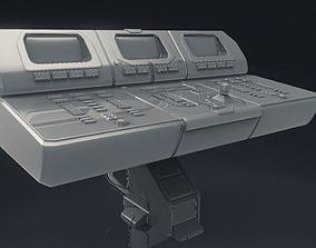 3D Computer Workstation