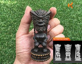 Hawaii TIKI - God of Money 3D print model