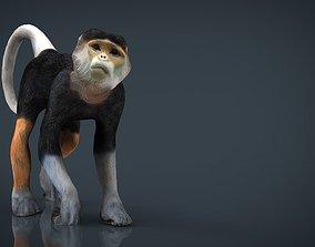 Monkey 3D asset VR / AR ready