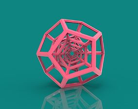 Pentagonal Toy 3D print model