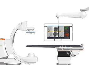 Siemens ARTIS icono Angiography 3D Model