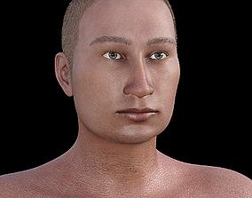 3D asset Putin Judo Master for Genesis 8 Male