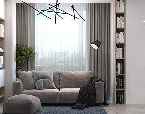 3D model Small Apartment Design