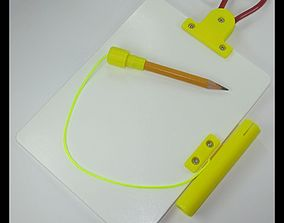 SCUBA - Slate 120mm x 160mm x 3mm 3D print model