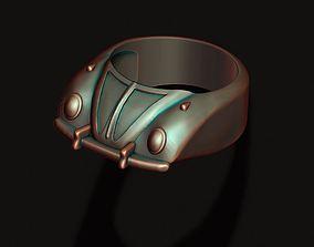 3D print model car ring 7