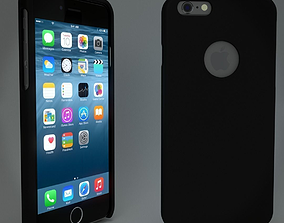 3D printable model iPhone6 plus cases