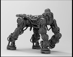 Centaur Knight Conversion Kit - Chassis 3D print model