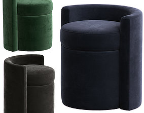 COLLECTION OF STOOL ARCADIA BY EICHHOLTZ 3D