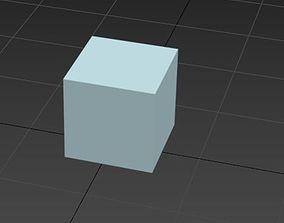 3d box models