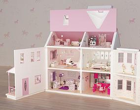 3D fun dollhouse