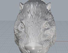 3D print model Beaver