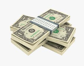 Bundles of Dollars 3D