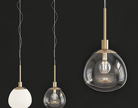 3D asset Suspension Light Erich Maytoni Modern