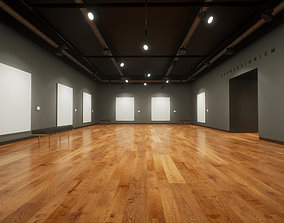 3D Art Gallery UE4 002