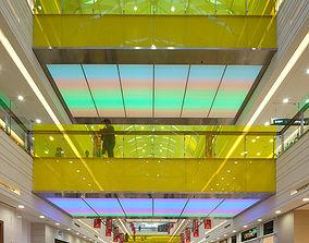 3D asset Mall atrium DESIGN