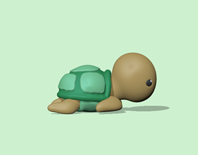 3D printable model Cute Turtle