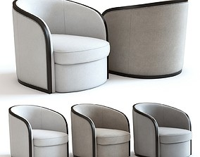 The Sofa and Chair Co - Toby Armchair 3D model