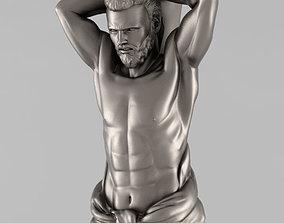3D printable model Caryatid
