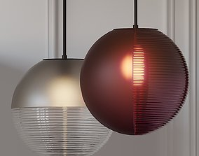 3D model Stellar Pendant Lamp Series by Sebastian Herkner