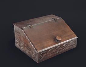 Gothic Cascet 3D model realtime