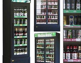 Showcase 015 Alcohol 3D asset