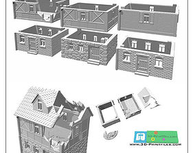 Free Architecture 3D Printing Models   CGTrader