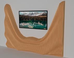 Parametric 3D model